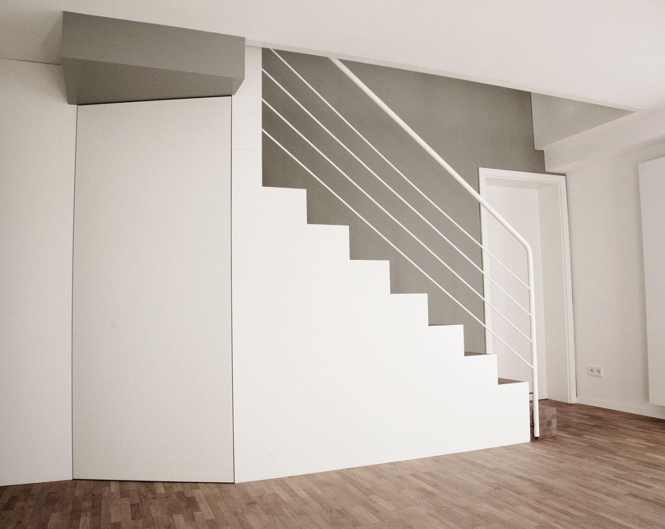 Treppen architektur einfamilienhaus  FD26 Einfamilienhaus - MAX Architekten